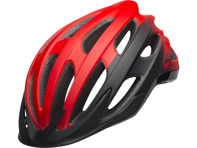 Bell Drifter Casco, thunder matte/gloss crimson/black